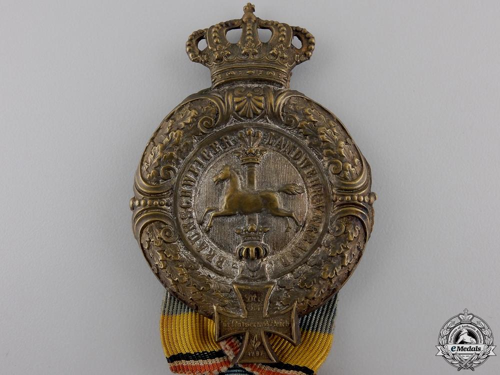 A First War Brunswick War Veterans Award