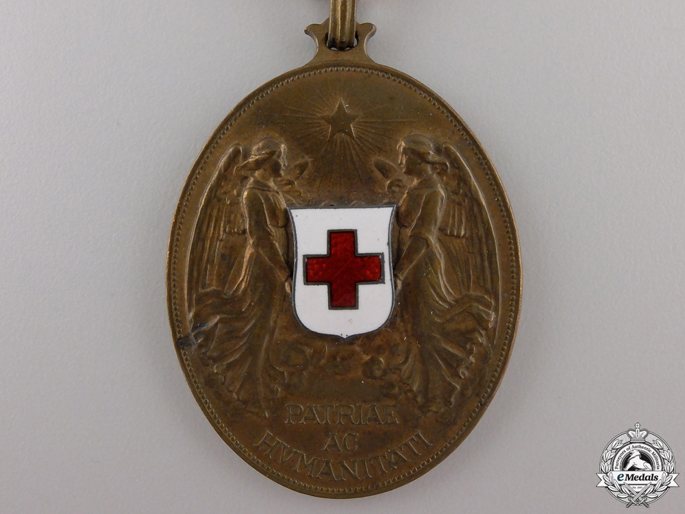 An Austrian Honour Decoration of the Red Cross