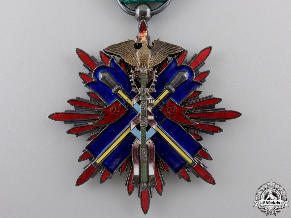 A Japanese Order of the Golden Kite; 5th Class