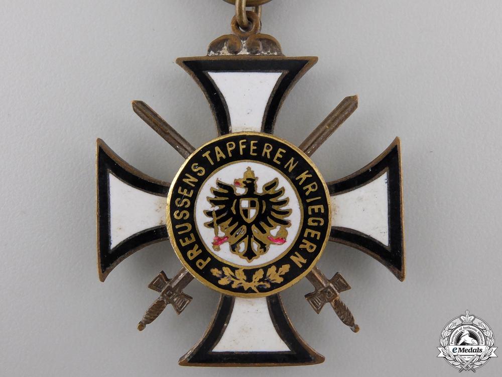 A First War Prussian Veteran's Participant's Cross 1914-1918