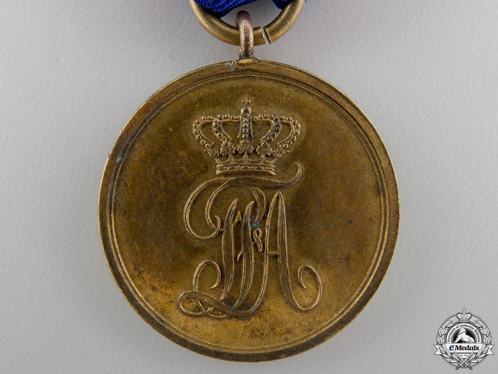 An 1848-49 Oldenburg Campaign Medal