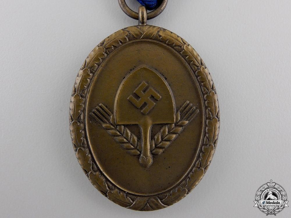 A RAD Long Service Award; Fourth Class