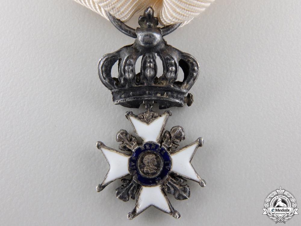 An 1815-1824 French Fleur de Lys Decoration