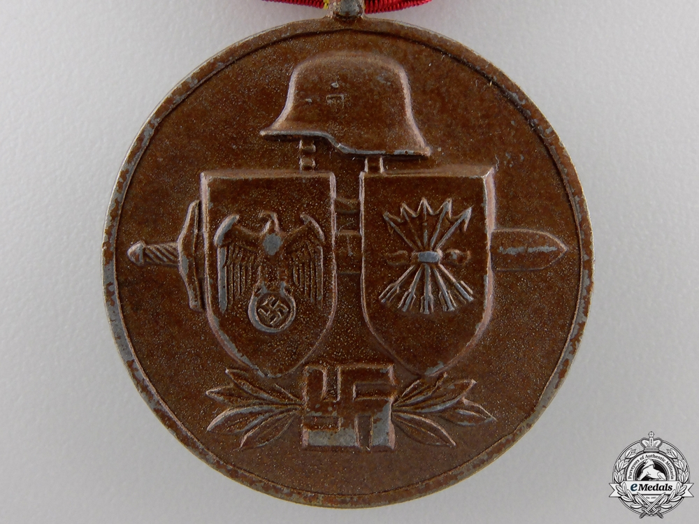 A Spanish Division in Russia Commemorative Medal