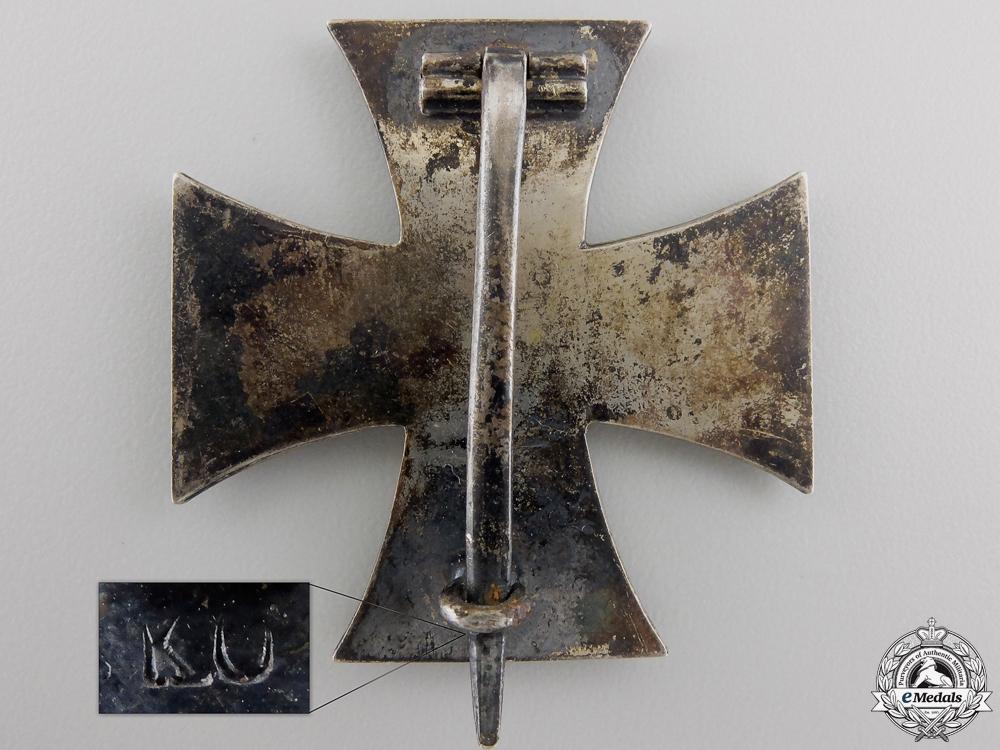 An Iron Cross First Class 1914 by KO