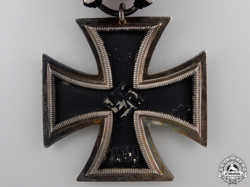An Iron Cross Second Class 1939