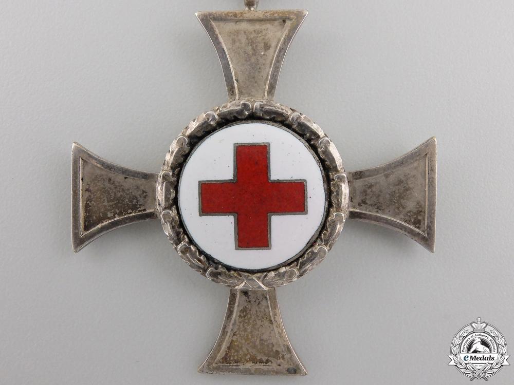 A German Red Cross Sister Cross; First Model
