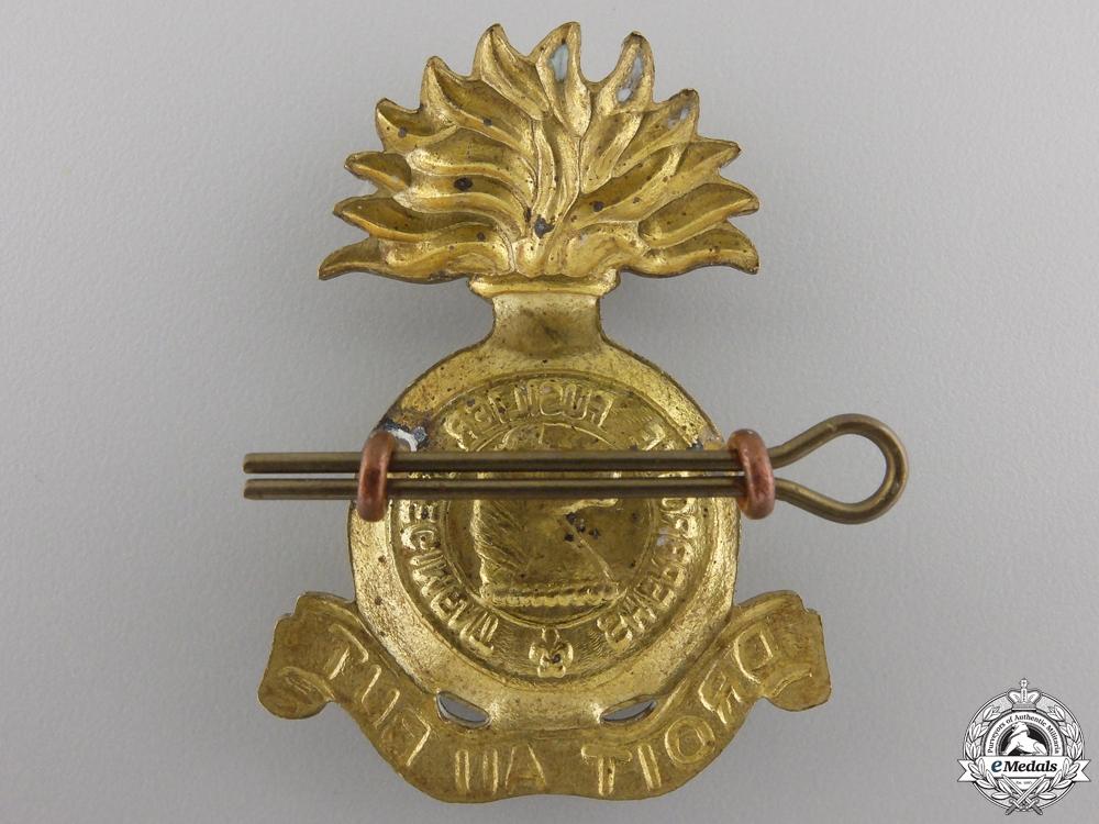 A Second War Sherbrooke Regiment Cap Badge