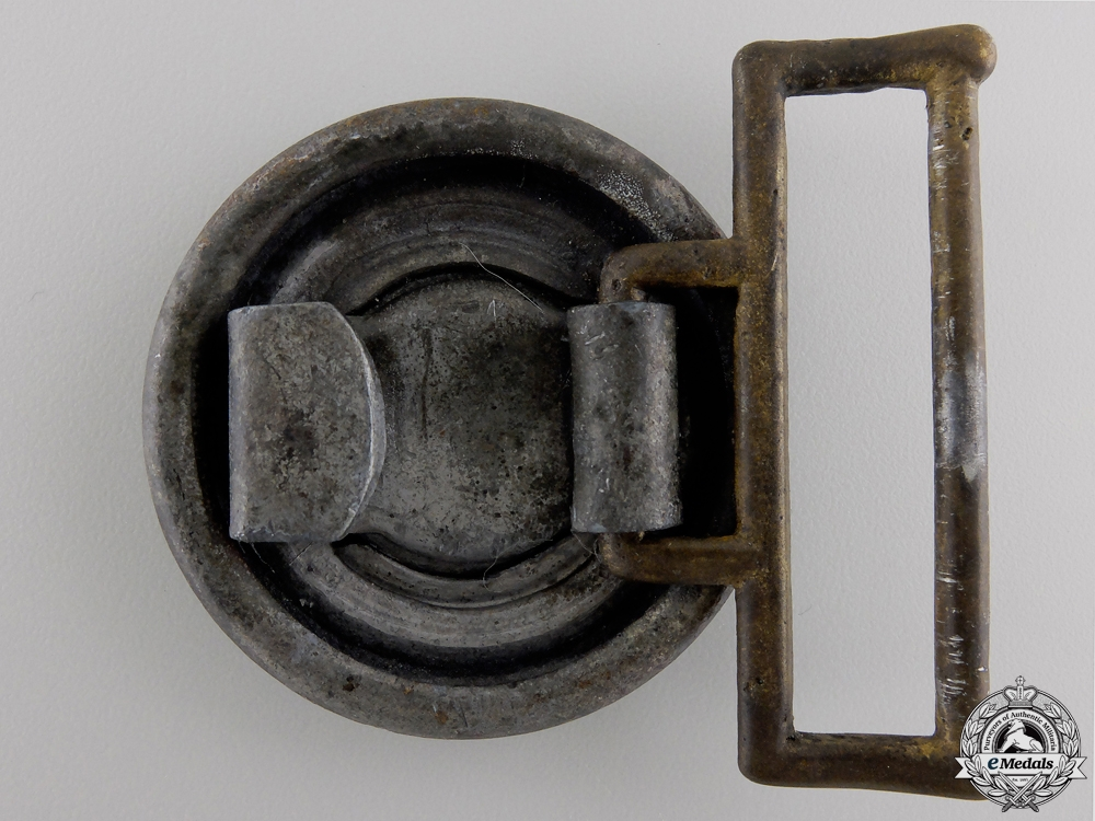 A 1940 Pattern German Railway Officer Buckle