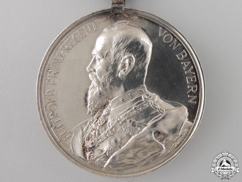 A Rare Bavarian Life Saving Award 1889-1919