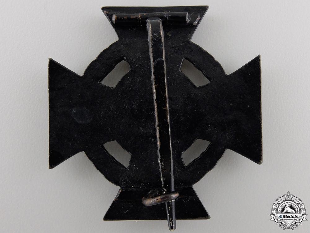A First War Friedrich August Cross; 1st Class