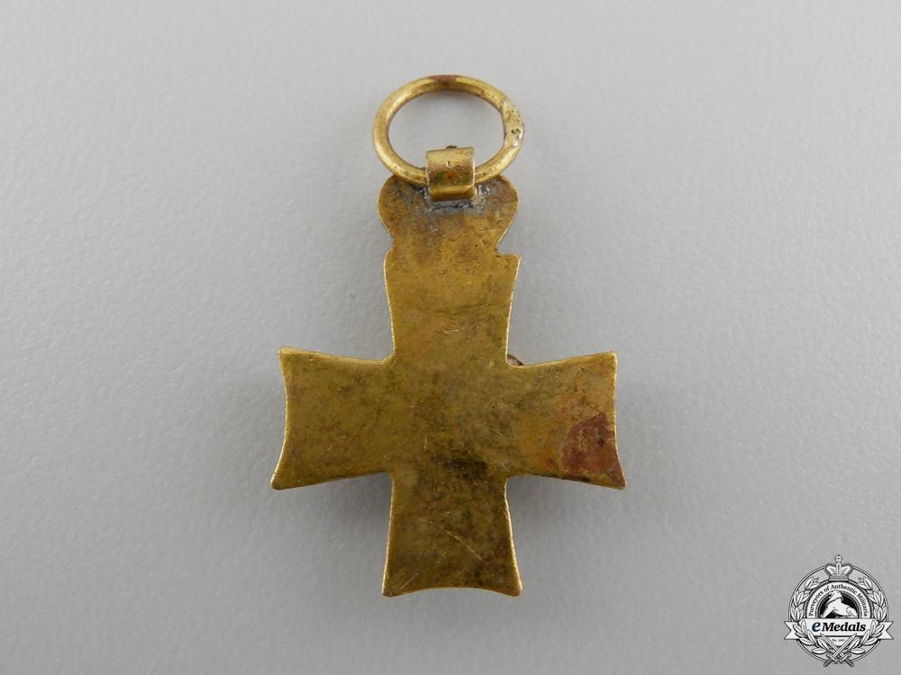 A Miniature Order of the Eagle of Georgia