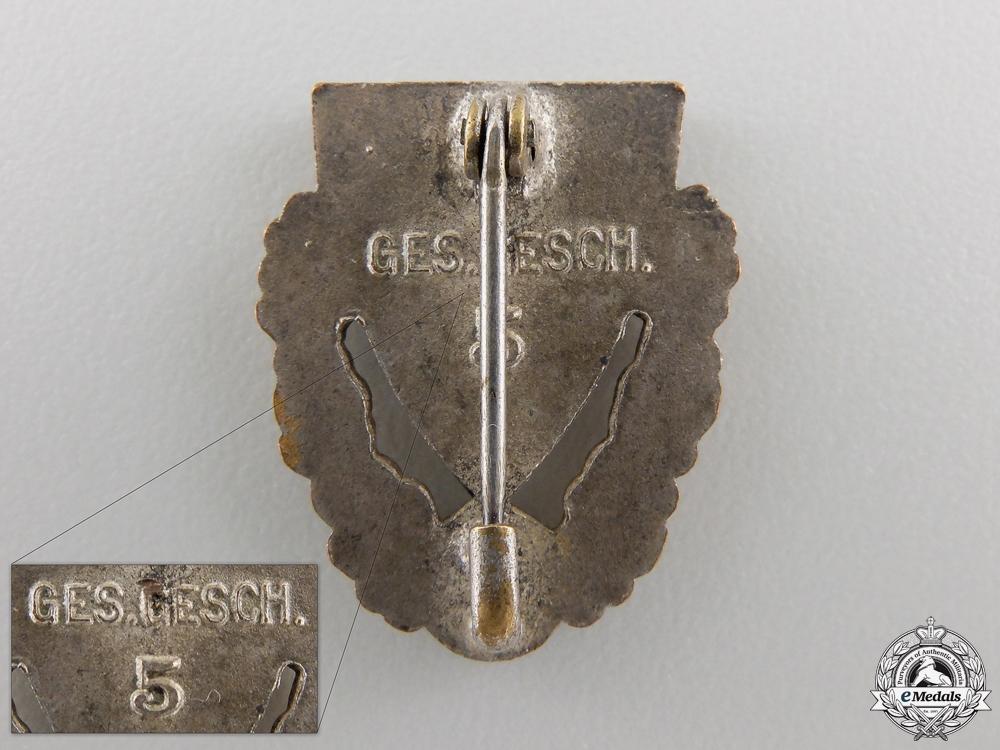 A Veterans Association 40 Year Membership Pin