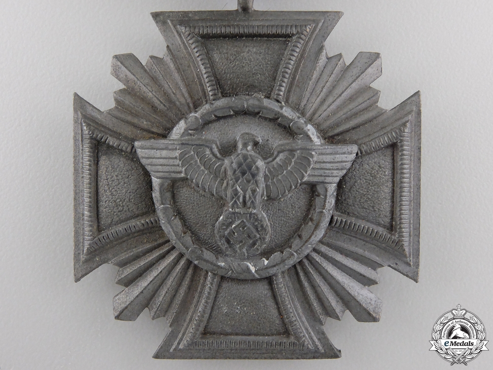 An NSDAP Long Service Award; 10 Year