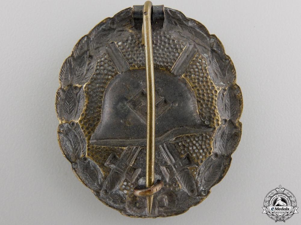 A Black Grade Legion Condor Wound Badge