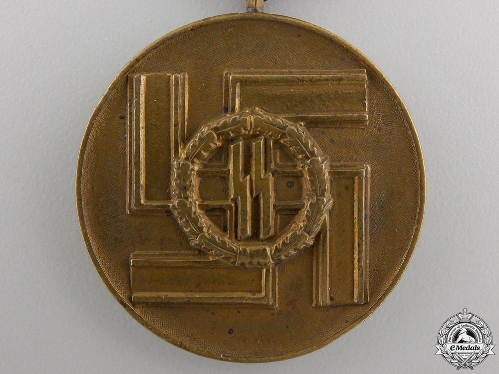 """An Eight Year SS Long Service Award by """"Deschler & Söhn"""