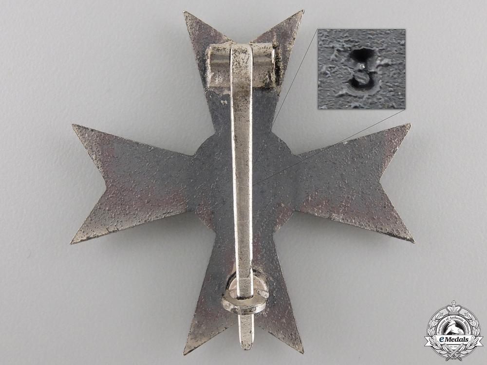 A War Merit Cross First Class 1939 by Wilhelm Deumer
