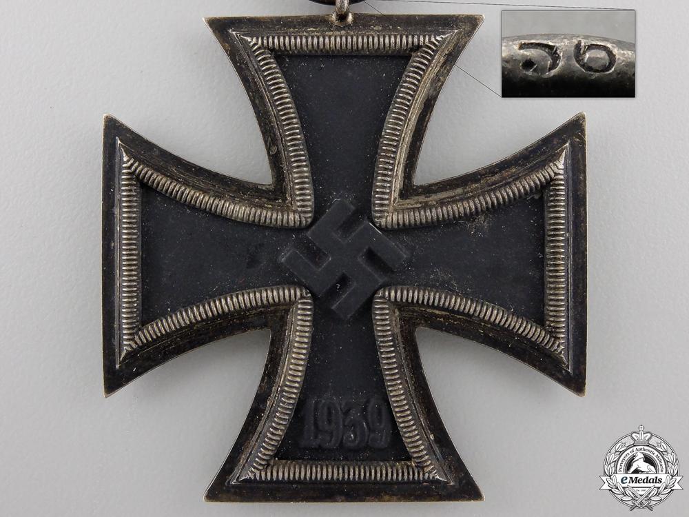 An Iron Cross Second Class 1939 by Robert Hauschild
