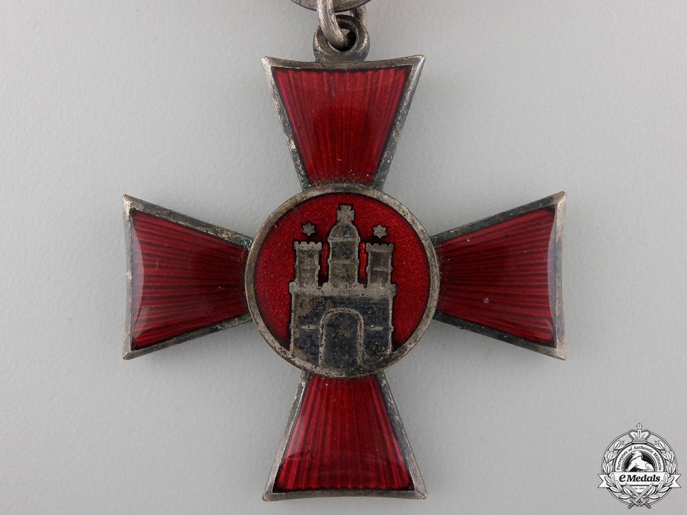 A Hamburg Hanseaten Cross