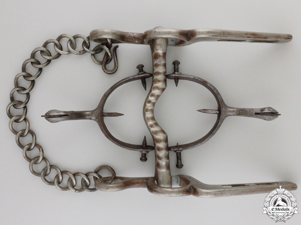 First World War Canadian Tack