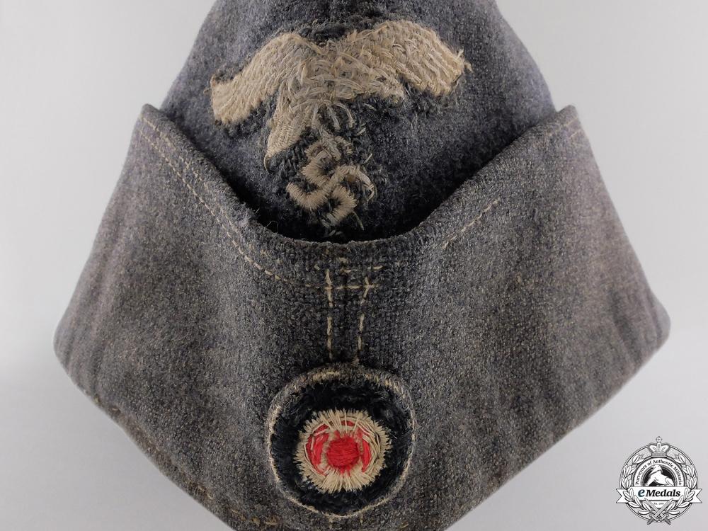 A Luftwaffe NCO/EM's Overseas Cap