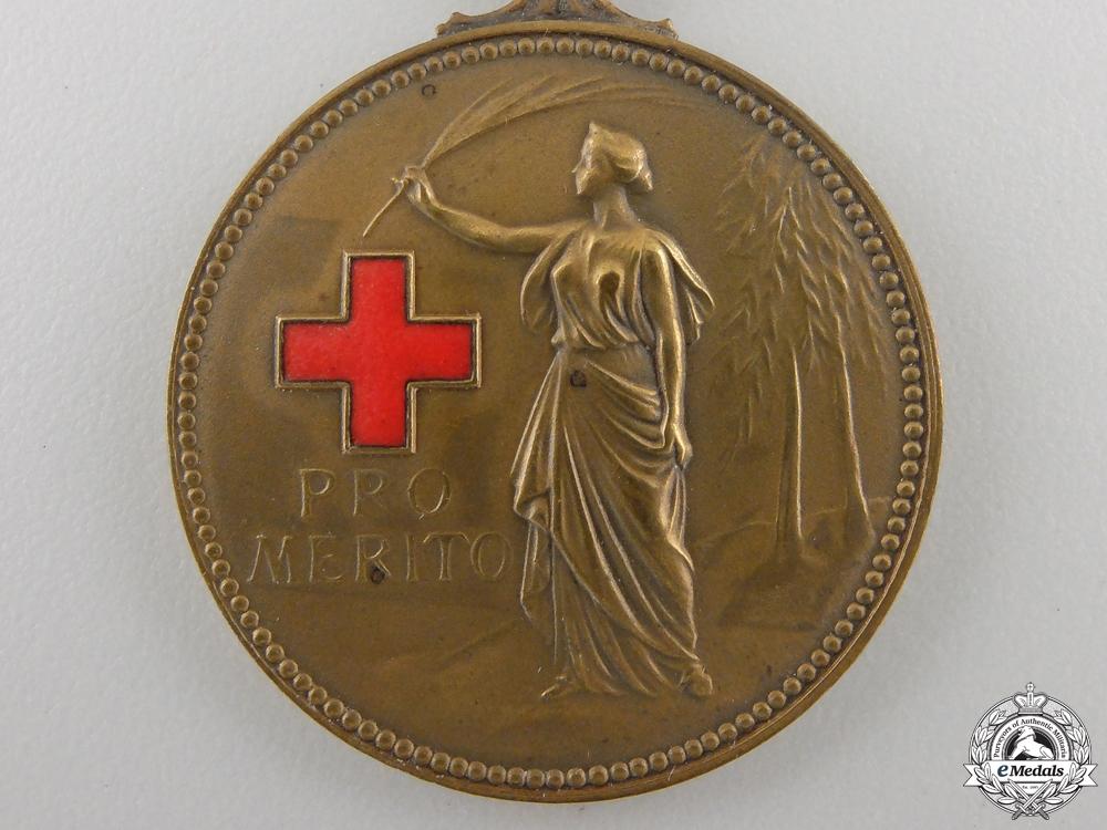 A Dutch Red Cross Medal