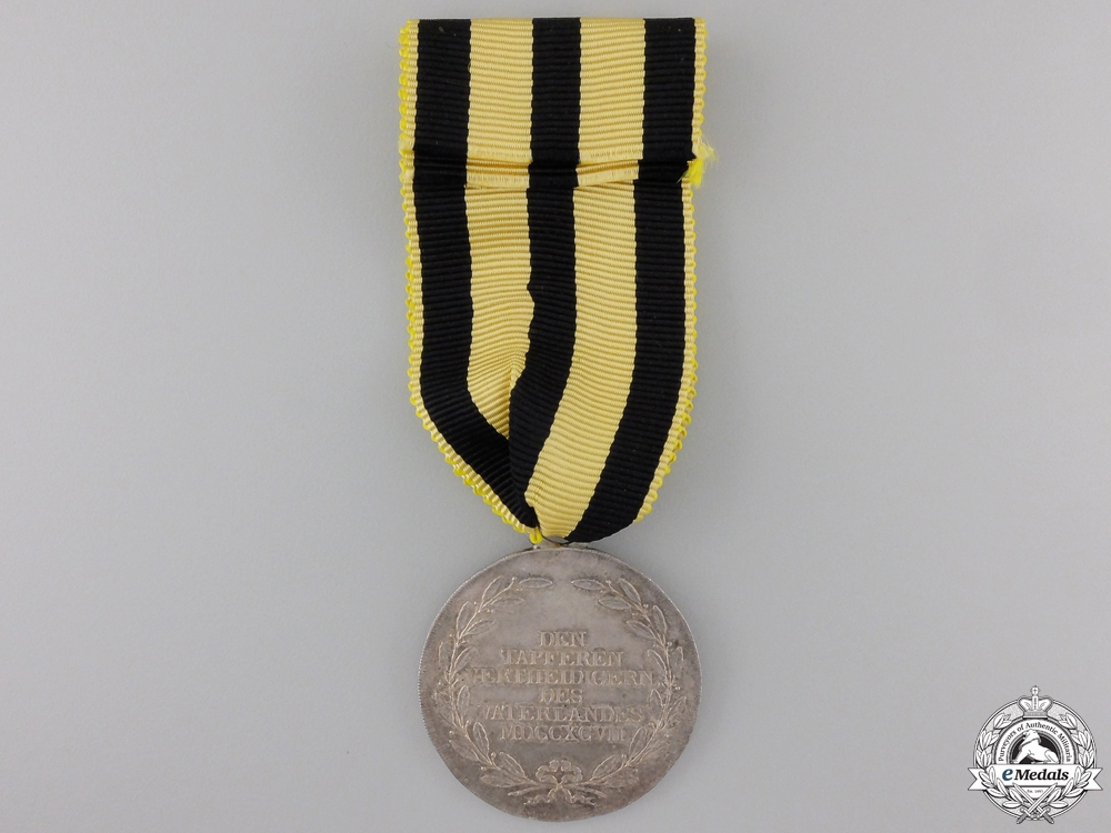 A 1797 Tyrol Military Merit Medal