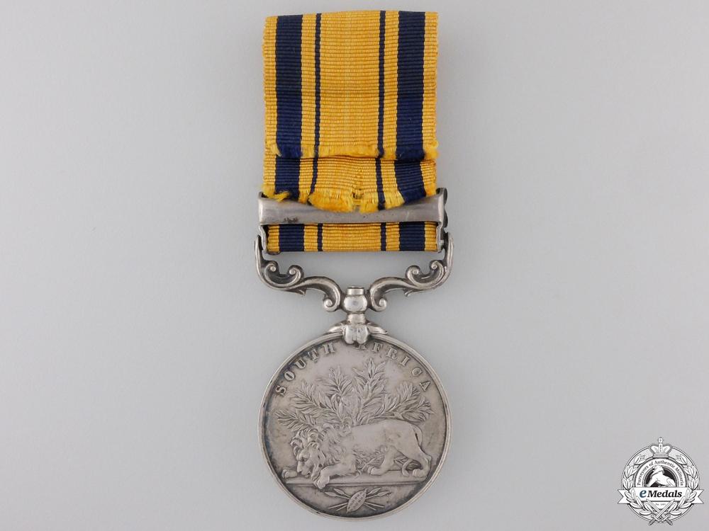 A 1877-79 South Africa Medal to the  6th Brigade, Royal ArtilleryCon #41