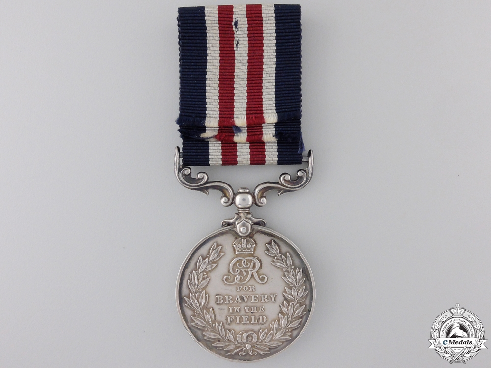 A Military Medal 14th Battalion, York & Lancaster Regiment: DOW  Con #41