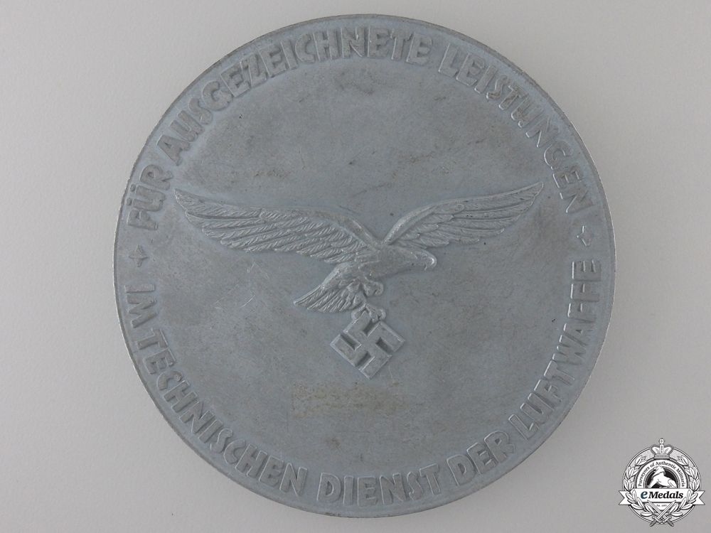 A Luftwaffe Technical Branch Achievement Award
