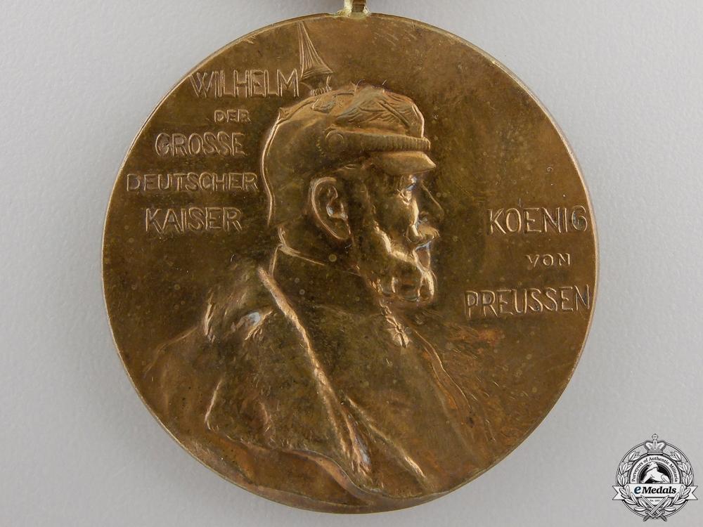 A Prussian Wilhelm I Centenary Medal 1797-1897