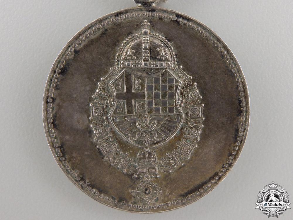 Yugoslavia, Kingdom. A Royal Household Service Medal, c.1940