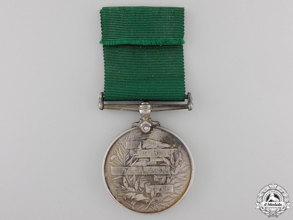 A Volunteer Long Service Medal to Drummer of 5th (Volunteer) Battalion
