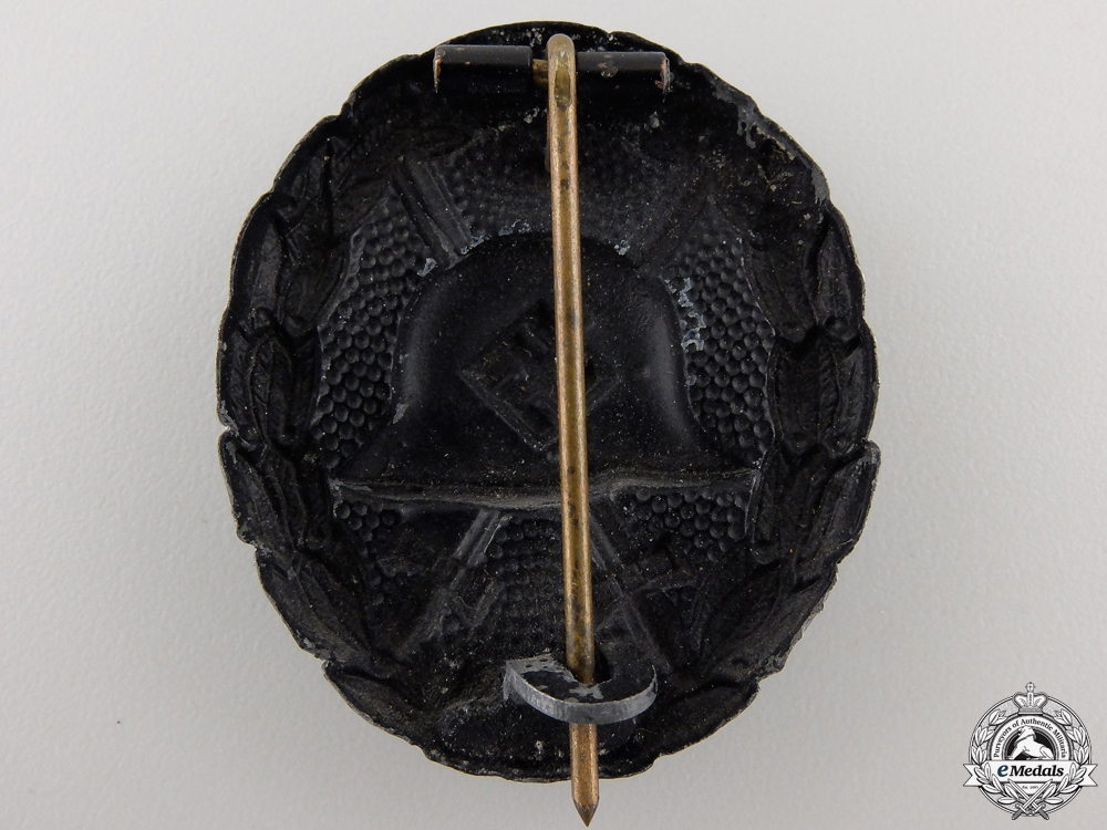 A Black Grade Wound Badge: Condor Legion