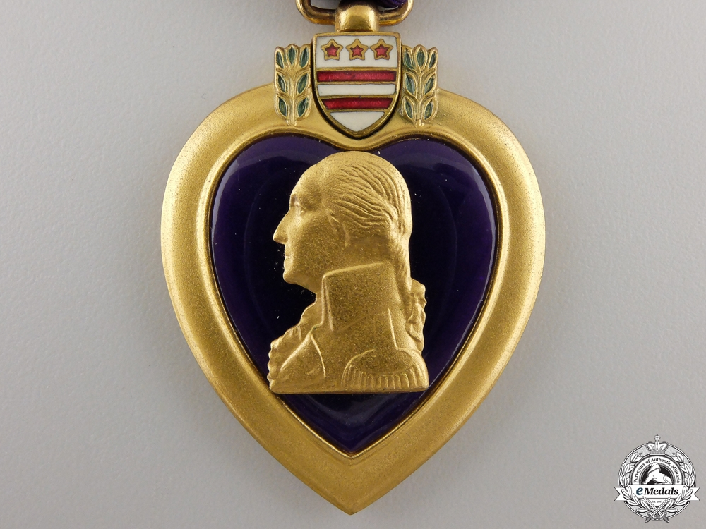 An American Purple Heart to Dennis Blasingame