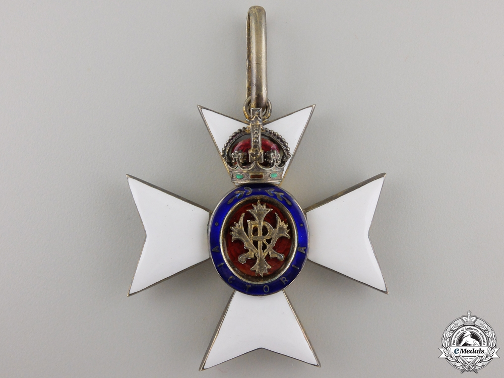 A Royal Victorian Order K.C.V.O.; Knight Commander