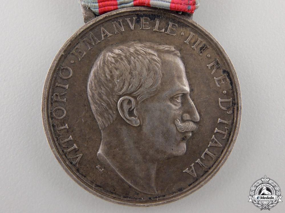 An Italian Libyan Campaign Medal