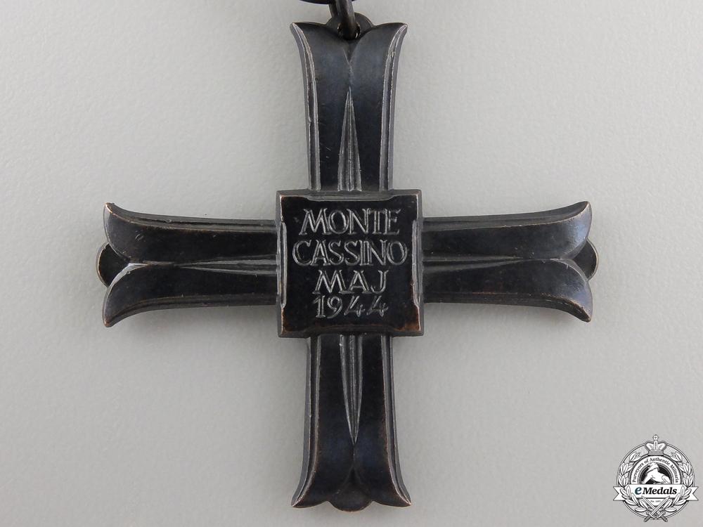A Polish Monte Casino Cross