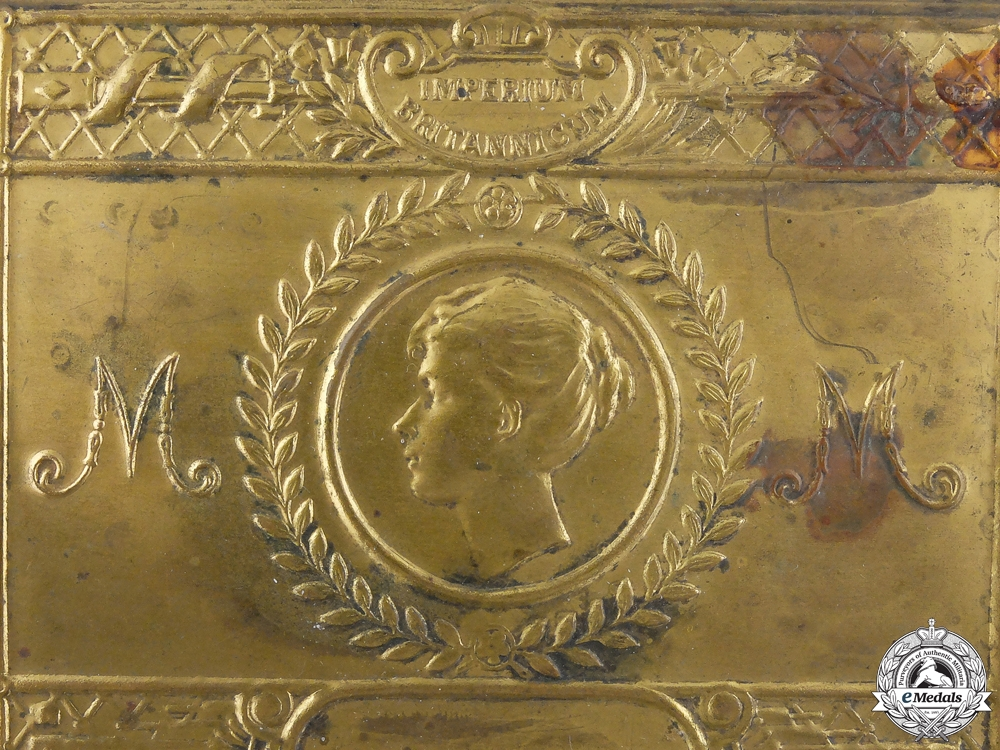 A First War Princess Mary Christmas Tin