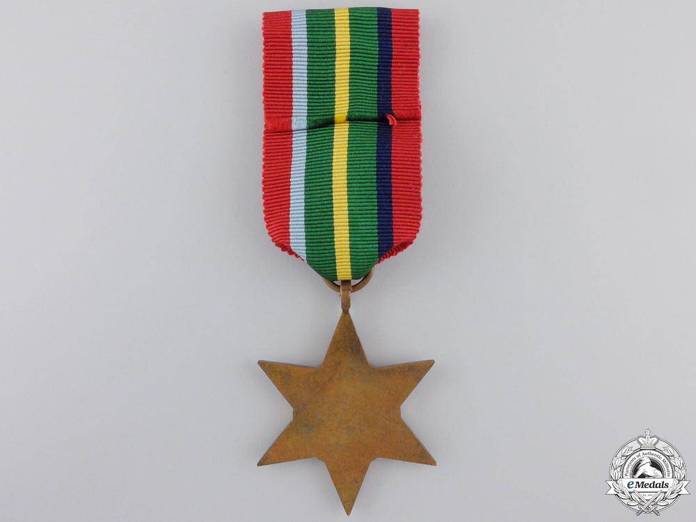 A Mint Second War Pacific Campaign Star
