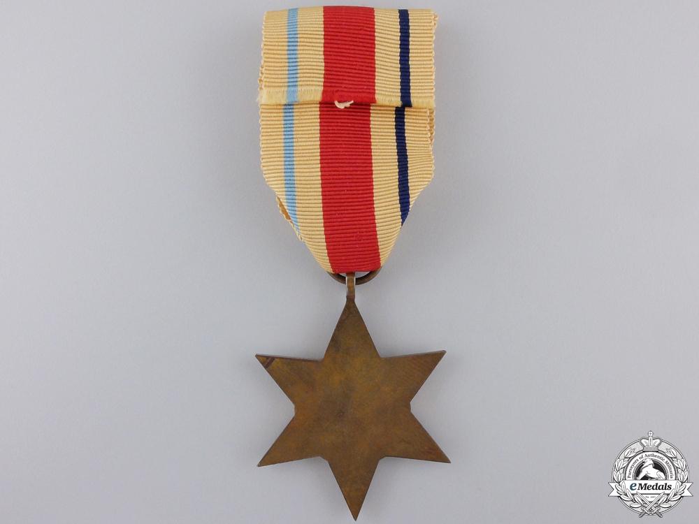 A Mint Second War Africa Campaign Star