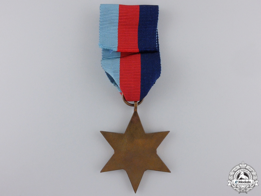 A Mint Second War 1939-1945 Campaign StarA Mint Second War 1939-1945 Campaign Star