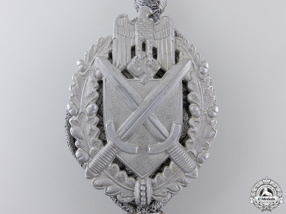 An Army Marksmen Lanyard; Grade I