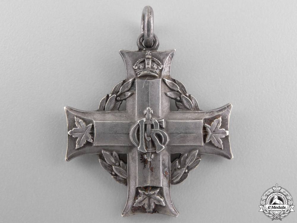 A First Day Vimy Memorial Cross to the 19th Canadian Infantry