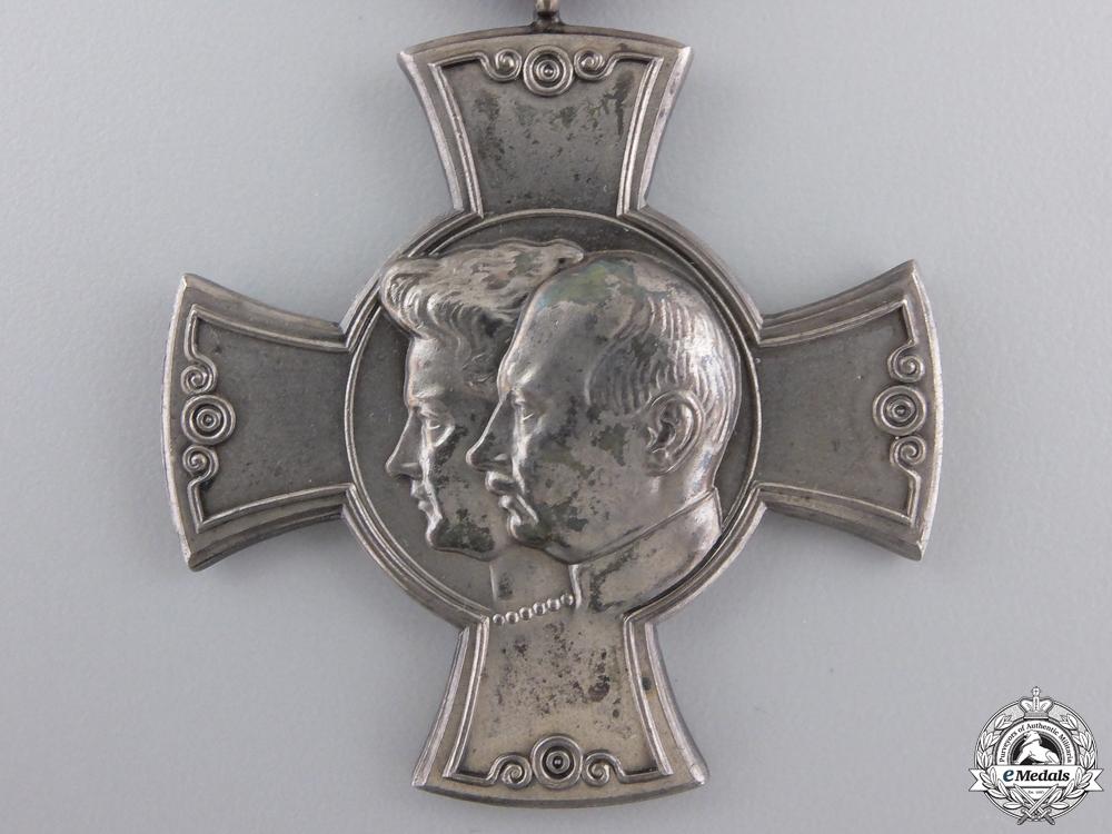 A 1912 Mecklenburg Friedrich Franz-Alexandra Cross