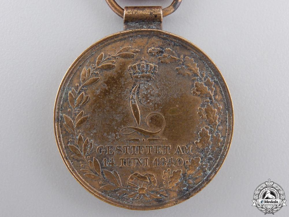 An 1840 Hessen Field Honour Decoration