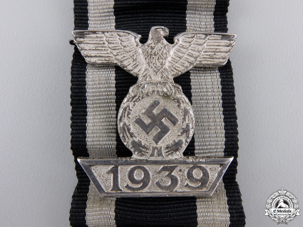 A Clasp to Iron Cross 2nd Class