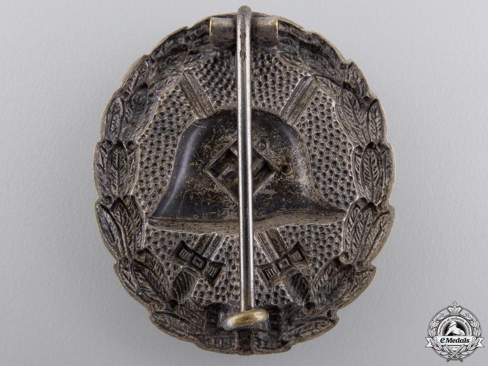 A Silver Grade Condor Legion Wound Badge