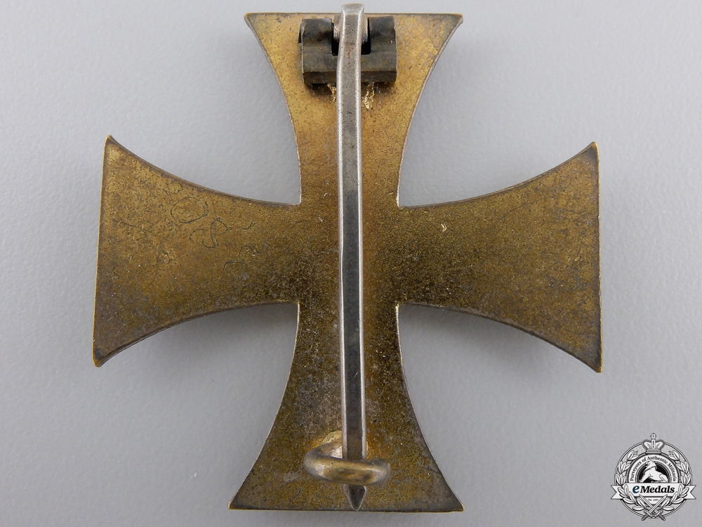 A Mecklenburg Schwerin Military Merit Cross 1914; 1st Class