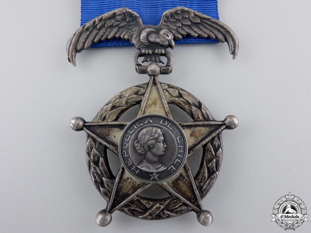 A 1906 Chilean Order of Merit; Third Class